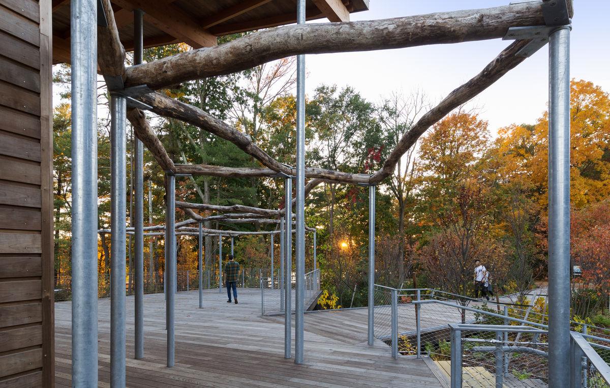Walden Pond Visitor Center Maryann Thompson Architects